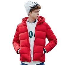 SEMIR hiver veste hommes 2021 nouveau épais duvet manteau 80% canard vers le bas vestes en vrac à capuche imperméable à l'eau solide vêtements d'extérieur manteau pour homme