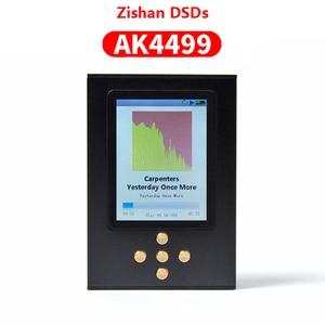 Image 1 - NICEHCK Zishan DSDs AK4499 גרסה מקצועי מוסיקה נגן MP3 DAP AD8620 MUSES02 HIFI נייד 2.5mm מאוזן AK4499EQ 4499