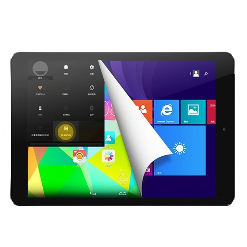 Android4.4 + Windows 8.1(Dual  System) Tablet PC 9.7 Inch  2048x1536 IPS Quad Core 32-bit Operating System 2+32GB