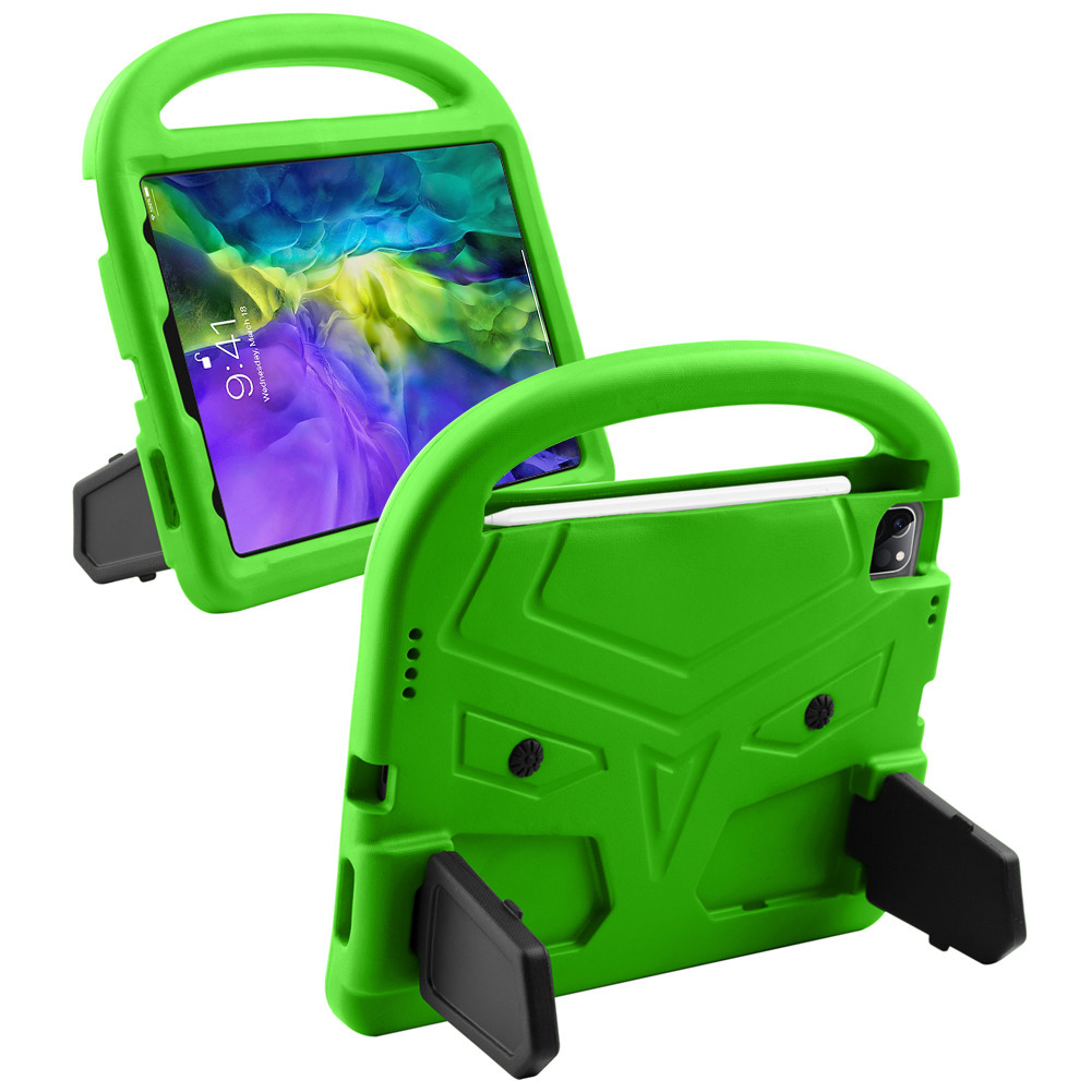 Case 2020 EVA Stand A2316 Tablet for Cover 4 Kids Safe Handle iPad A2324 Case Air