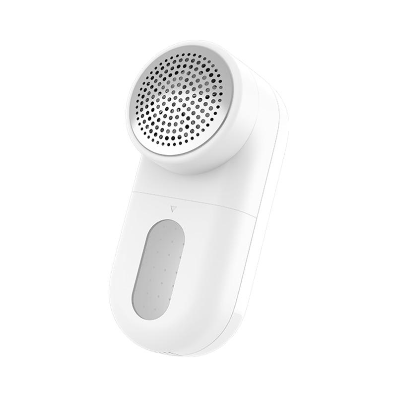 White-XIAOMI MIJIA Lint Remover Clothes fuzz pellet trimmer machine