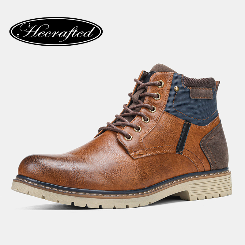 Intellective 40-46 Winter Boots Comfortable Non-slip 2020 Warm Snow Boots Men #dm5251c3 Fashionable(In) Style;
