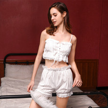 Wontive Lingerie Sexy Retro Lingerie Lace Pajamas Home Clothes Babydoll Lingerie Teddy Exotic
