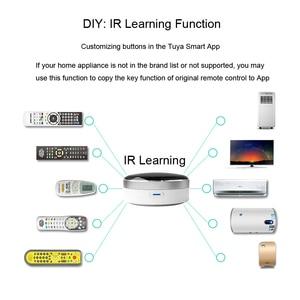 Image 5 - Vie intelligente télécommande intelligente universelle WIFI + commutateur IR automatisation climatiseur domestique TV Google Assistant Alexa Siri