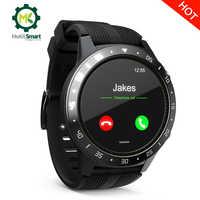 Sport smart watch delle donne degli uomini di Frequenza Cardiaca sangue/sangue/sangue di monitoraggio della pressione dei gps inseguitore di fitness impermeabile smartwatch android
