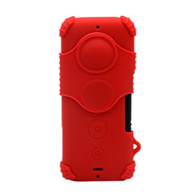 Soft Silicone Action Camera Cover Anti Scratch Photography Accessories Full Protective Solid Shockproof For Insta 360 One X(China)