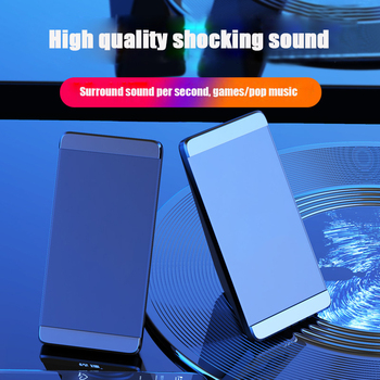 Computer Speakers 2 Pieces PC Elevation Angle Horns for Laptop Desktop Phone Audio Speaker Media Loudspeaker 2