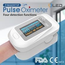 Wobike fingertip oxímetro pulso da família pulso oxímetro pulsioximetro dedo digital oled spo2 pi pr rr