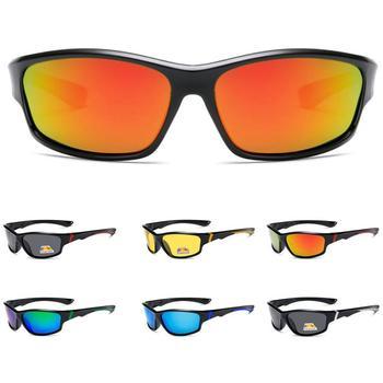 Okulary przeciwsłoneczne okulary przeciwodblaskowe okulary przeciwsłoneczne UV okulary przeciwsłoneczne okulary samochodowe noktowizyjne okulary ochronne okulary do jazdy nowe tanie i dobre opinie CN (pochodzenie) Jeden rozmiar Unisex MULTI Resin UV400 99 138mm 41mm 1 * Sunglasses