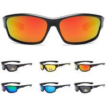 Okulary przeciwsłoneczne okulary przeciwodblaskowe okulary przeciwsłoneczne UV okulary przeciwsłoneczne okulary samochodowe noktowizyjne okulary ochronne okulary do jazdy nowe tanie tanio CN (pochodzenie) Jeden rozmiar Unisex MULTI Resin UV400 99 138mm 41mm 1 * Sunglasses