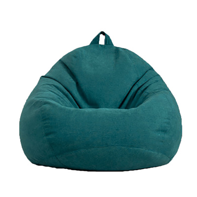 Solid Color Lazy Sofa Cover 6