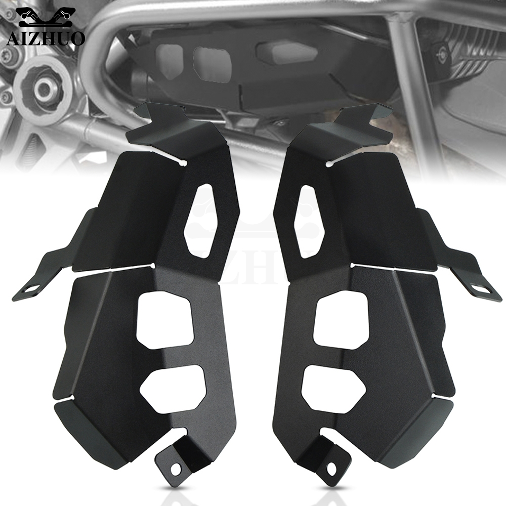 Motorcycle Engine <font><b>Cylinder</b></font> <font><b>Head</b></font> Valve Cover Guard Protector For <font><b>BMW</b></font> <font><b>R1200GS</b></font> R1200R R1200RS ADV R1200RT R 1200 GS/R/RS/RT LC image