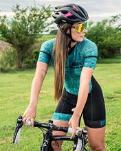 Frenesi colombia Custom Triathlon Suit Women's Short Sleeve Cycling Clothing Green Cycling Skinsuit Jumpsuit Ropa Ciclismo Mujer frenesi colombia 2019 triathlon suit one piece cycling suits women short sleeve cycling skinsuit jumpsuit ropa ciclismo set gel