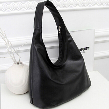 Brand Handbag Women Shoulder Bag Female Large Tote Bags Hobo Soft PU Leather Ladies Crossbody Messenger Bag Purse women bag big capacity female color blocking handbag fashion shoulder bag purse ladies pu leather crossbody bag