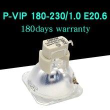 JiDaCHeng высокое качество 7R 230 Вт/P-VIP 180-230/1. 0 E20.6 для движущихся головок лампа накаливания с лучом сцены студии 7R лампа