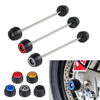 Front Wheel Axle Slider Crash Protector for BMW S1000R S1000RR S 1000 R RR 2013 2019 2018 2017 2016 2015 S1000 RR HP4 Sport