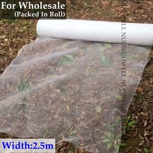 Width:2.5m 100m/Roll Farm Vegetable Fruit Trees Protection Care Cover Net Pest Control Net Garden Netting Mosquito Pest Netting