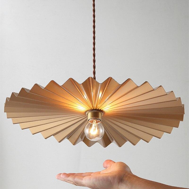 Nordic minimalista stile Americano retrò luce di stile di lusso di personalità creativa ristorante ristorante cafe bar retro lampadari
