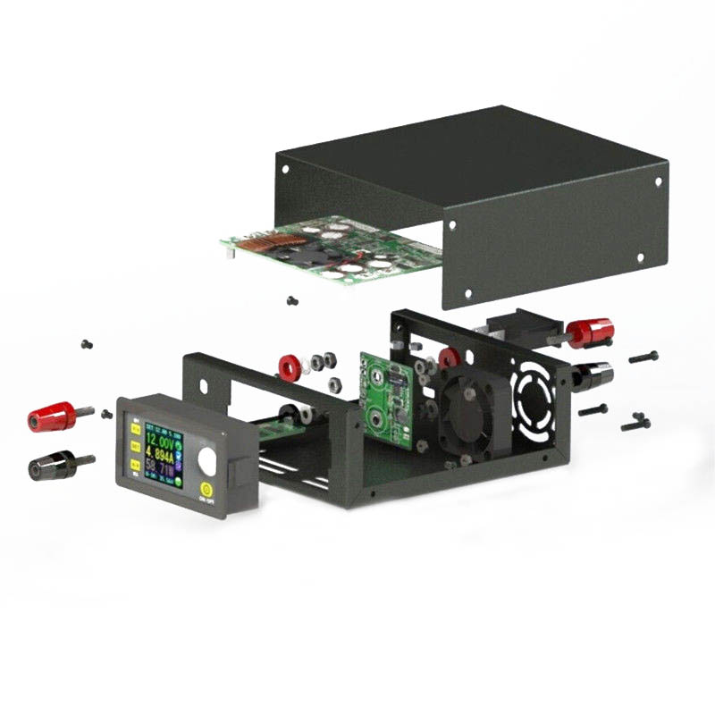 Power Supply Shell LCD Digital Module DP50V5A DPS5020 DPS5015 DPS3012 Parts
