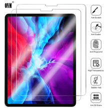2PCS Glass For iPad Pro 11 2020 Screen Protector 9H Tempered Glass For APPLE
