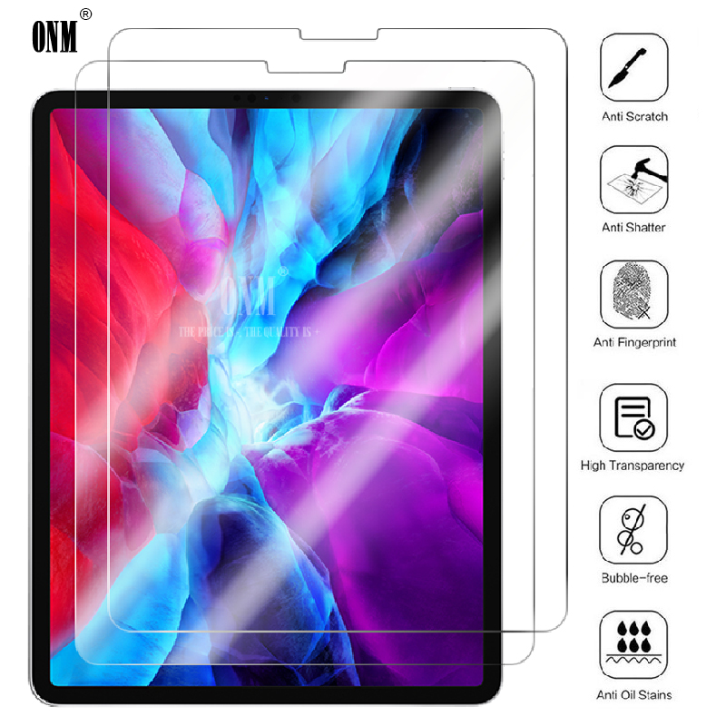 2PCS Glass For IPad Pro 11 2020 Screen Protector 9H Tempered Glass For APPLE IPad Pro 11 Tablet Accessories
