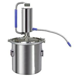 Image 5 - 20L Moonshine Distiller bira alkol makinesi ev bira likör brendi votka damıtma, Comprises bira aksesuarları