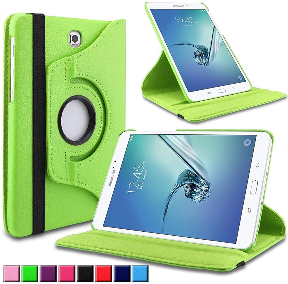 Чехол для планшета Tab A 9,7 SM T550, чехол-подставка из искусственной кожи для Samsung Galaxy Tab A 9,7 SM T550 P550 P555 T555C, чехол для автоматического сна