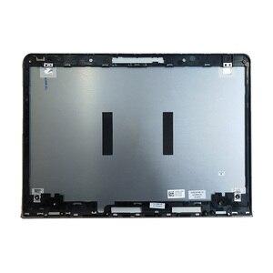 Image 2 - Dellのinspiron 14 5000 5447 5445 5448 lcdトップカバー/lcd前面ベゼル/パームレストアッパータッチパッド/90% 新ボトムケースカバー