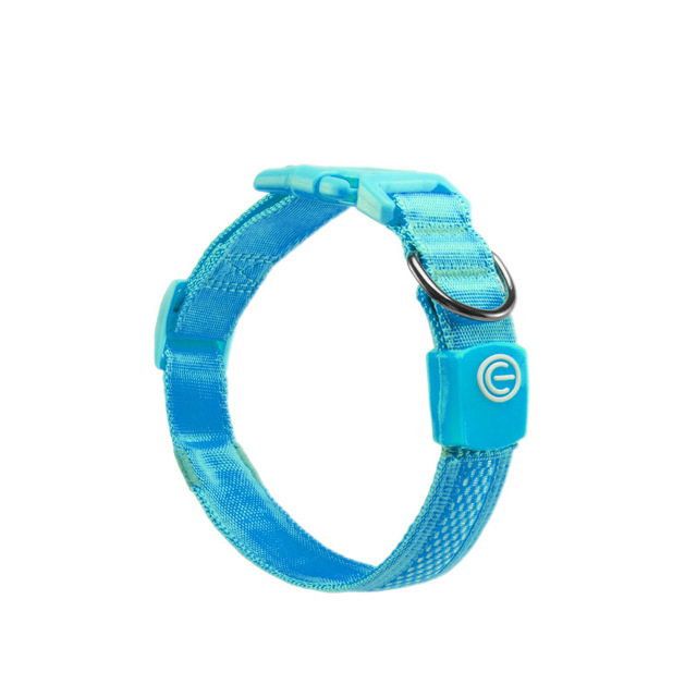LED Dog Leash & Collar Traction Grip Leash   6