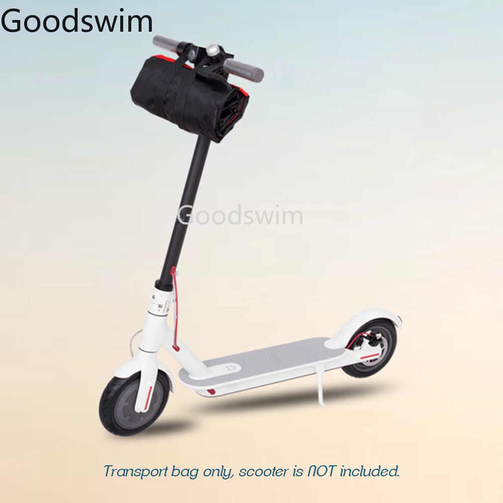 Draagbare Oxford Doek Scooter Zak Draagtas Voor Xiaomi Mijia M365 & M365 Pro Elektrische Skateboard Tas Waterdicht Scheurvast