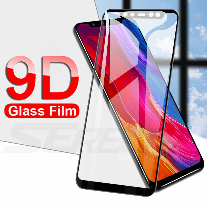 9D Protective <font><b>Glass</b></font> On For <font><b>Xiaomi</b></font> <font><b>Mi</b></font> 8 <font><b>9</b></font> SE 6 6X Pocophone F1 Full <font><b>Screen</b></font> <font><b>Protector</b></font> For <font><b>Mi</b></font> A2 Lite A3 9T Pro Tempered <font><b>Glass</b></font> Film image