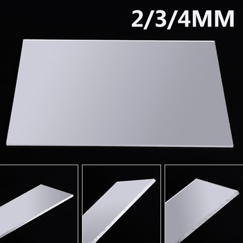 New Clear Plastic Acrylic Perspex PC Acrylic Glass Sheet For Custom Cutting Panel 2/3/4/6/8 Mm Thickness DIY Craft Supplies 2017 fashion acrylic sheet for sample plastic sheet size 5cm 5cm 19 colors for making bags bag accessorise china factory