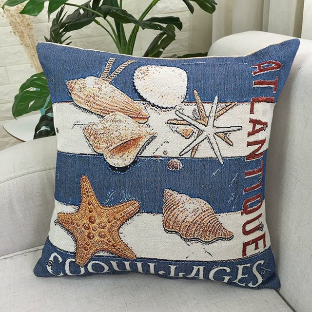 Beach House cushion Cover 3