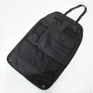 Image 2 - Universal à prova dwaterproof água assento de carro volta organizador saco armazenamento multi bolso pendurado bolsa sortido 58cm x 38cm acessórios automóveis preto