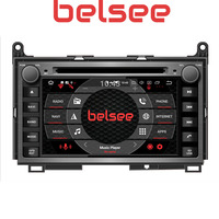 Belsee PX6 Ram 4G Android 9.0 Pie Auto Head Unit Stereo Car Radio DVD Navigation System for Toyota Venza 2012 13 14 2008 2018