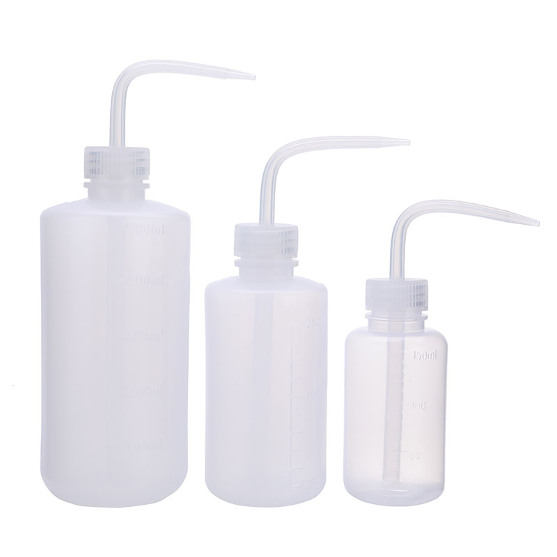 150/250/500mL Water Beak Pouring Kettle Tool Succulents Plant Flower Watering Can Squeeze Bottles With Long Nozzle Beak Dropper