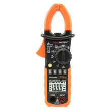 PEAKMETER PM2008A Digital Clamp Meters Auto Range Clamp Meter Ammeter Voltmeter Ohmmeter W/ LCD Backlight Current Voltage Tester mastech ms2008a digital clamp meters auto range clamp meter ammeter voltmeter ohmmeter w lcd backlight