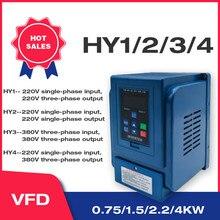 Bomba de alimentação de água de pressão constante conversor de freqüência especial 0.75-1.5-2.2kw universal triplo ou monofásico frete grátis