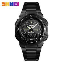 Часы наручные skmei Мужские Цифровые спортивные Кварцевые водонепроницаемые