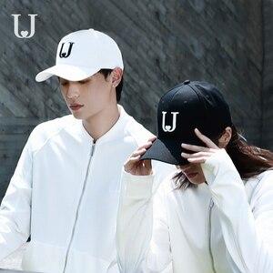 Image 4 - Xiaomi jordanjudy בייסבול כובע סתיו החורף אופנתי ג וקר מצחיה כובע רחוב כובע כובע זוג
