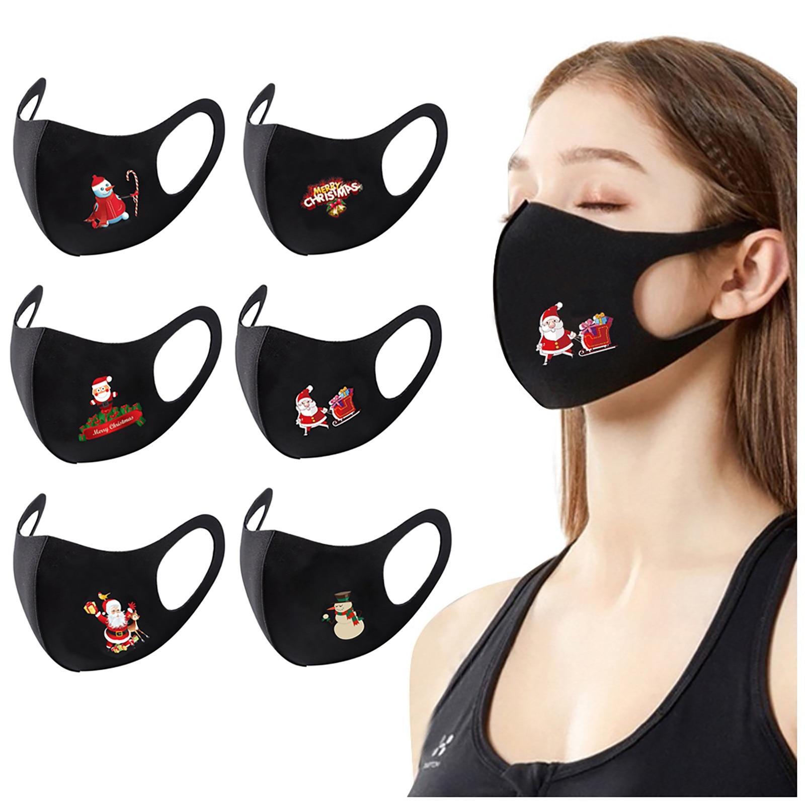 Маска для лица многоразовая модная моющаяся маска-тюрбан для лица многоразовая цветная ткань стильная модная нейтральная маска # GM