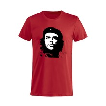 T-Shirt unisex red gift idea Che Guevara El che(China)