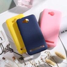 Phone Case For Huawei Y5 2017 Mya-l22 Mya-u29 2017 Huawei Y6 Honor 6 Play Silicone Soft Candy Back Cover For Huawei Y5 2017 Case цена 2017