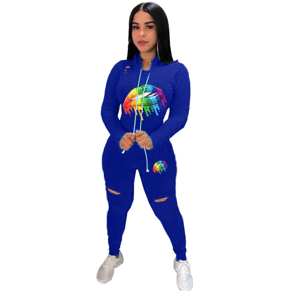 2 Twee Delige Set Vrouwen Kleding Kostuums Joggers Broek Trainingspak Plus Size Trainingspakken Leisure Trainingspakken Joggen Femme Outfits