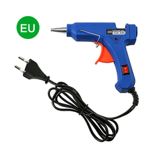 Glue-Gun Craft Projects Small Hot-Melt Mini with Flexible Trigger for DIY