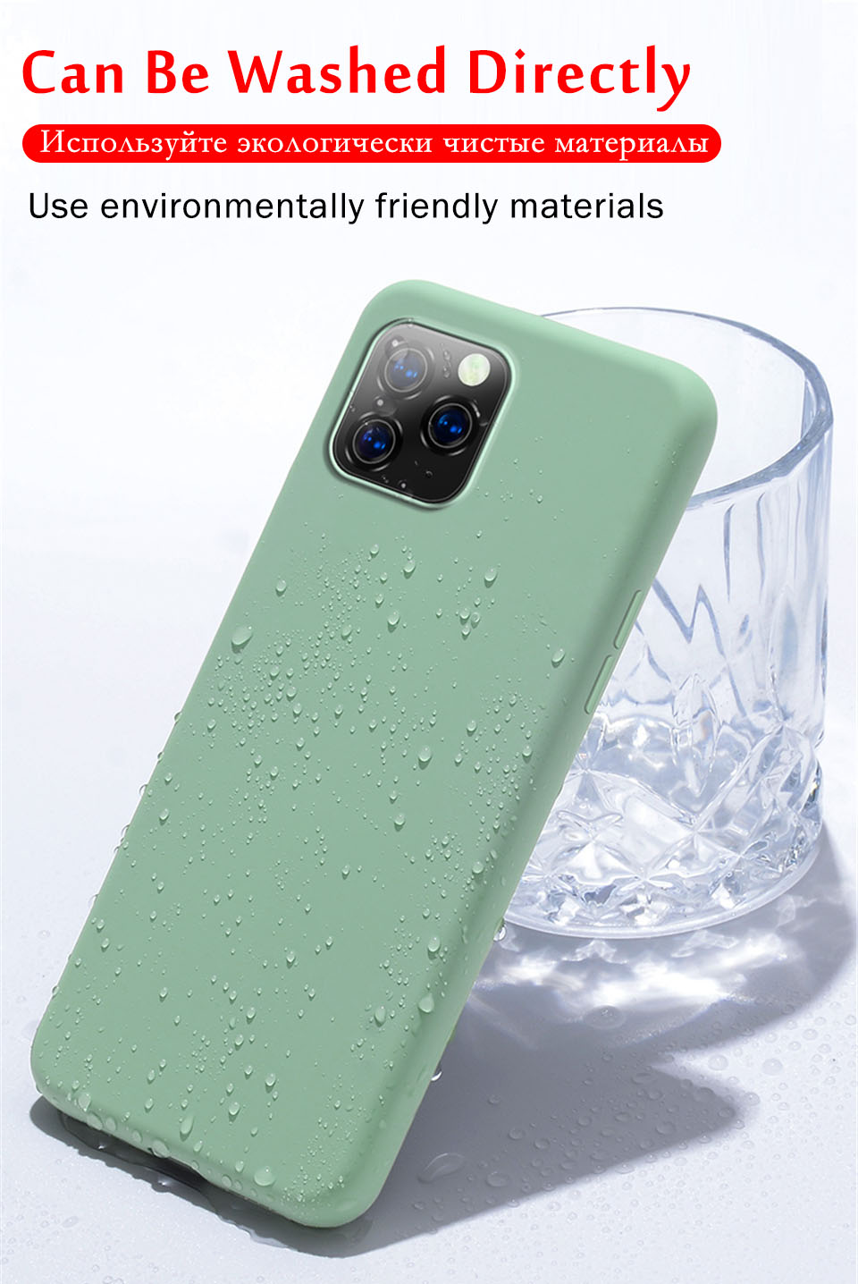 Luxury Liquid Silicone Bumper Phone Case For iPhone 11 Pro X XS Max 10
