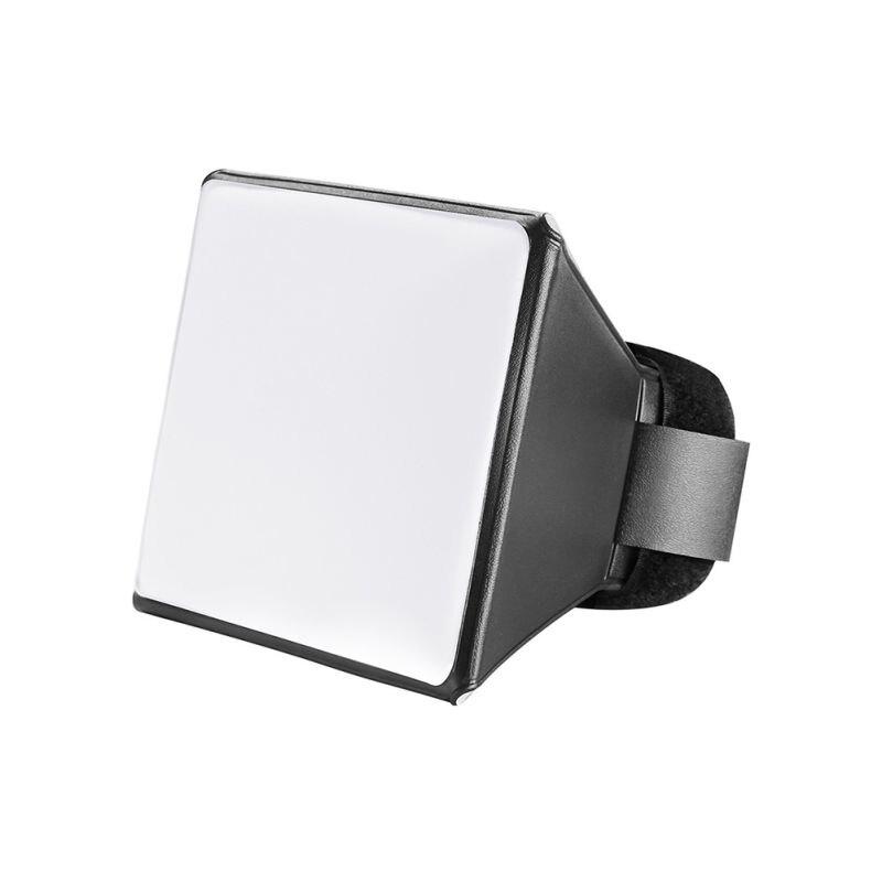Flash Diffuser Softbox Indoor Outdoor Photography Kit Camera Photo Soft Light Box Universal External Flash Diffuser