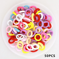 Candy colored 50pcs