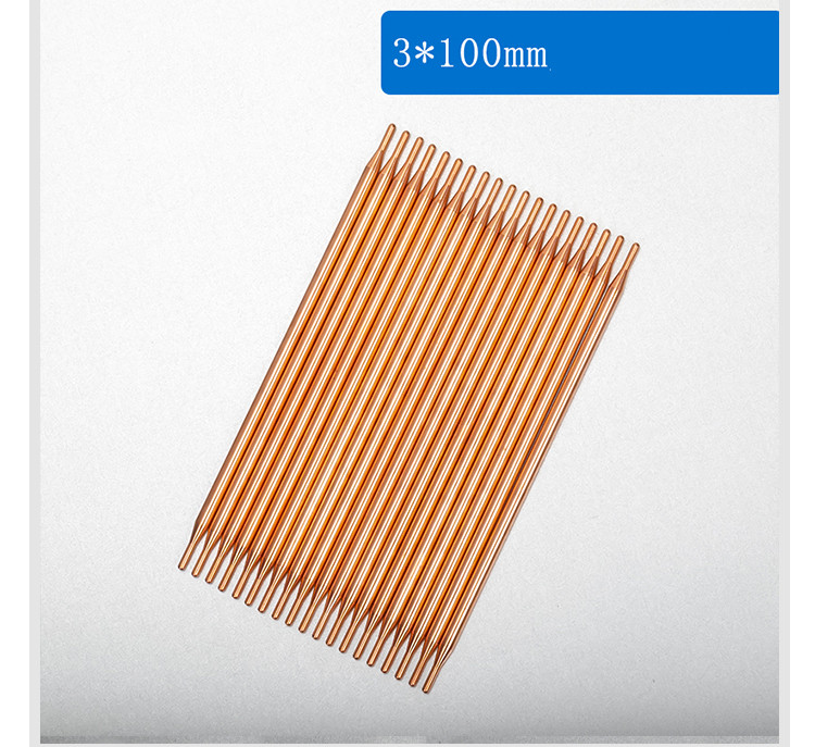 Imported From Japan 3mmx100mm Pin Used For Spot Welder Machine Pulse Spot Welder Solder Needle Solder Pin