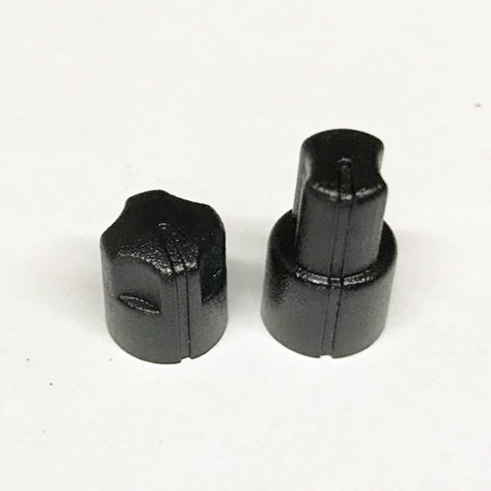 10PairsX  Volume And Channel Selector Knob For Motorola HT600 P200 MT1000